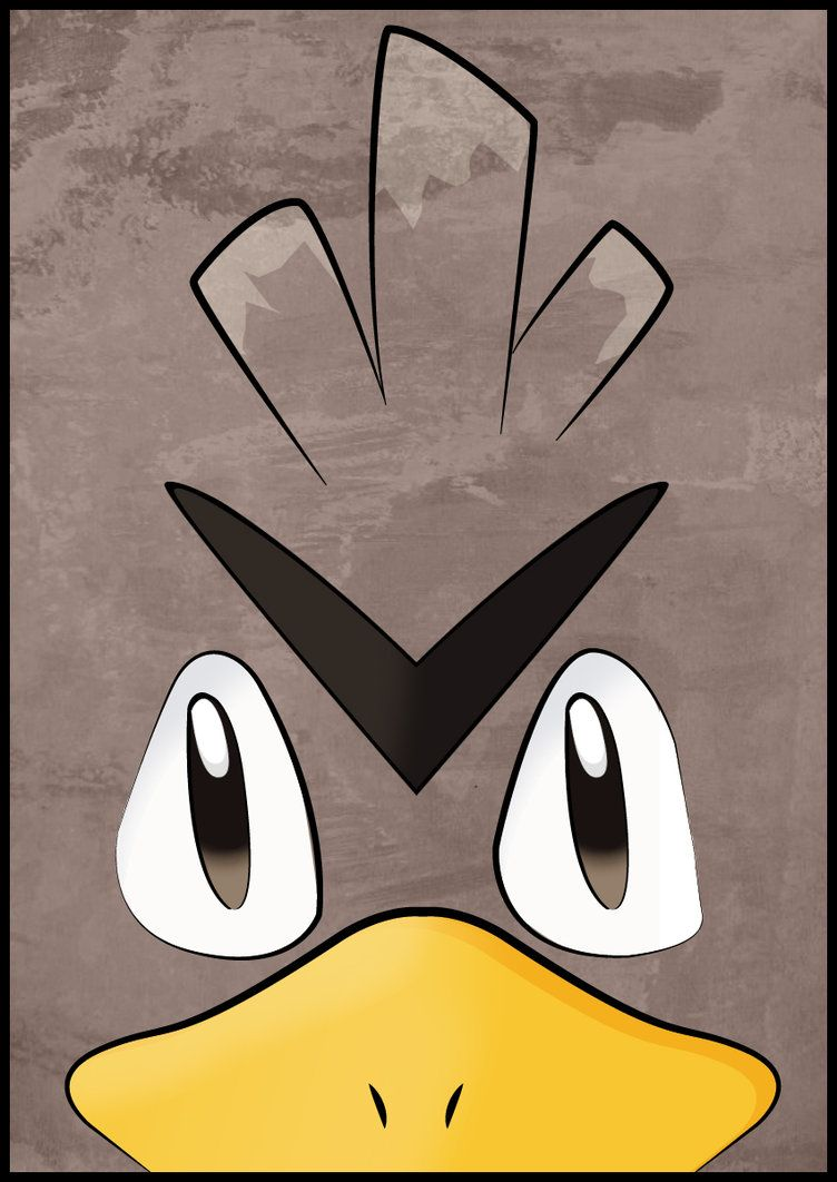 Farfetch'd by JordenTually on DeviantArt