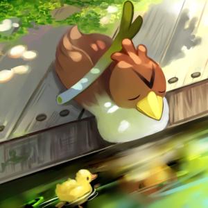 download Farfetch'd – Pokémon – Image #2119671 – Zerochan Anime Image Board