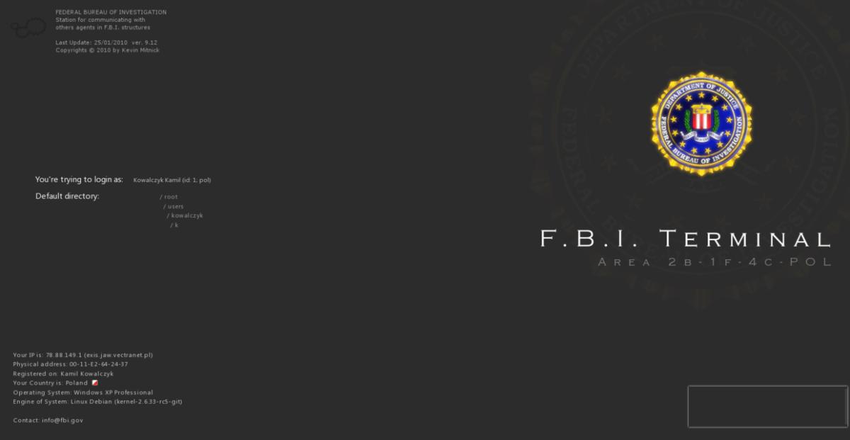 New Federal Bureau of Investigation Wallpapers | Wallpaper …
