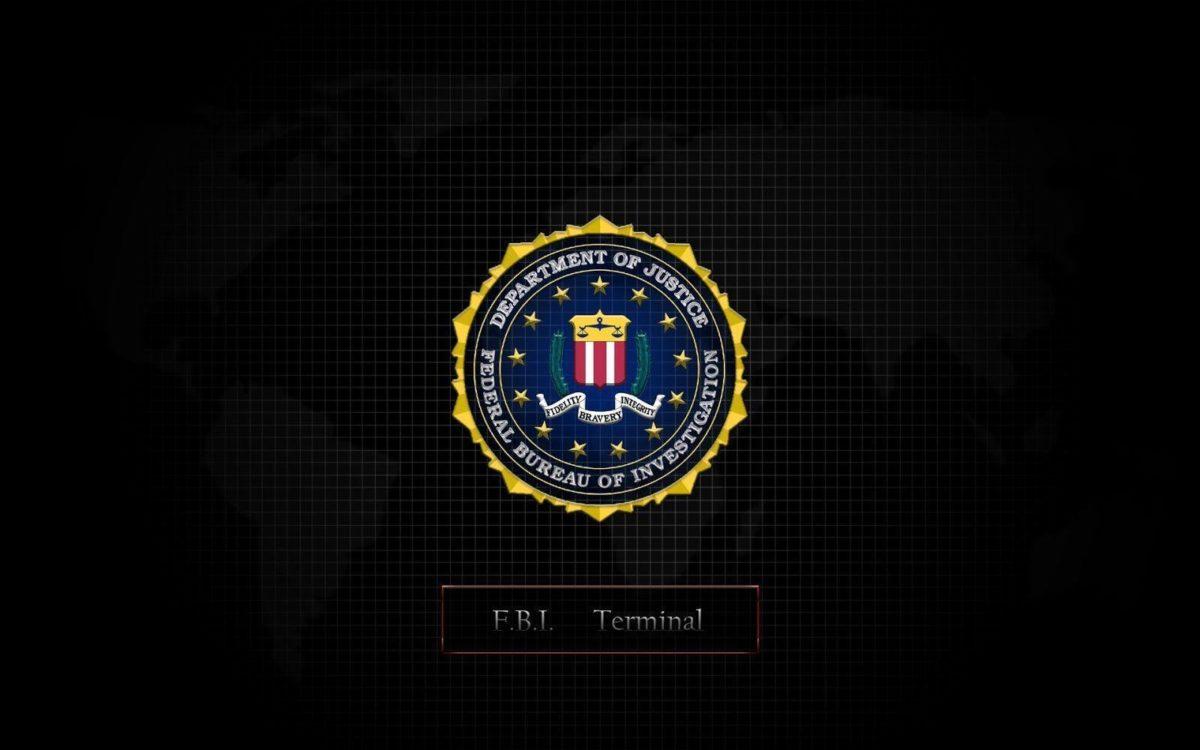FBI Wallpaper 1920 x 1200 ~ Serg – Digital Design Studio