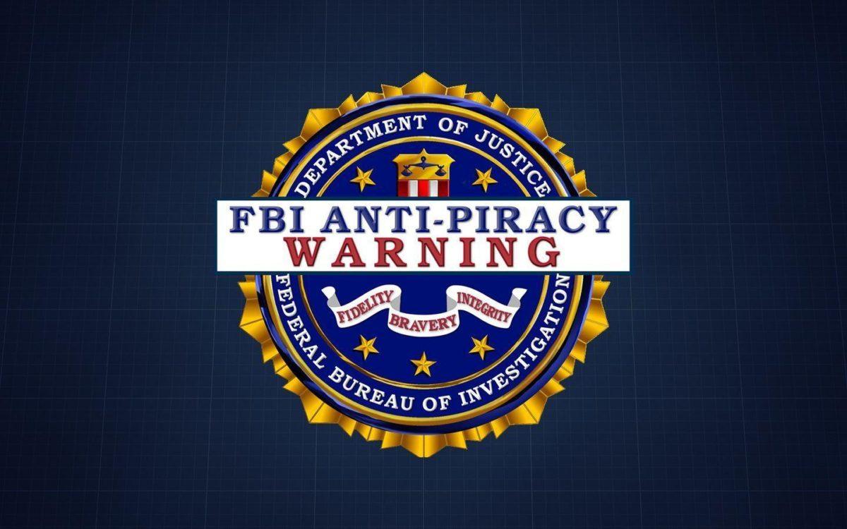 Fbi Anti Piracy Warning Wallpaper 1440×900
