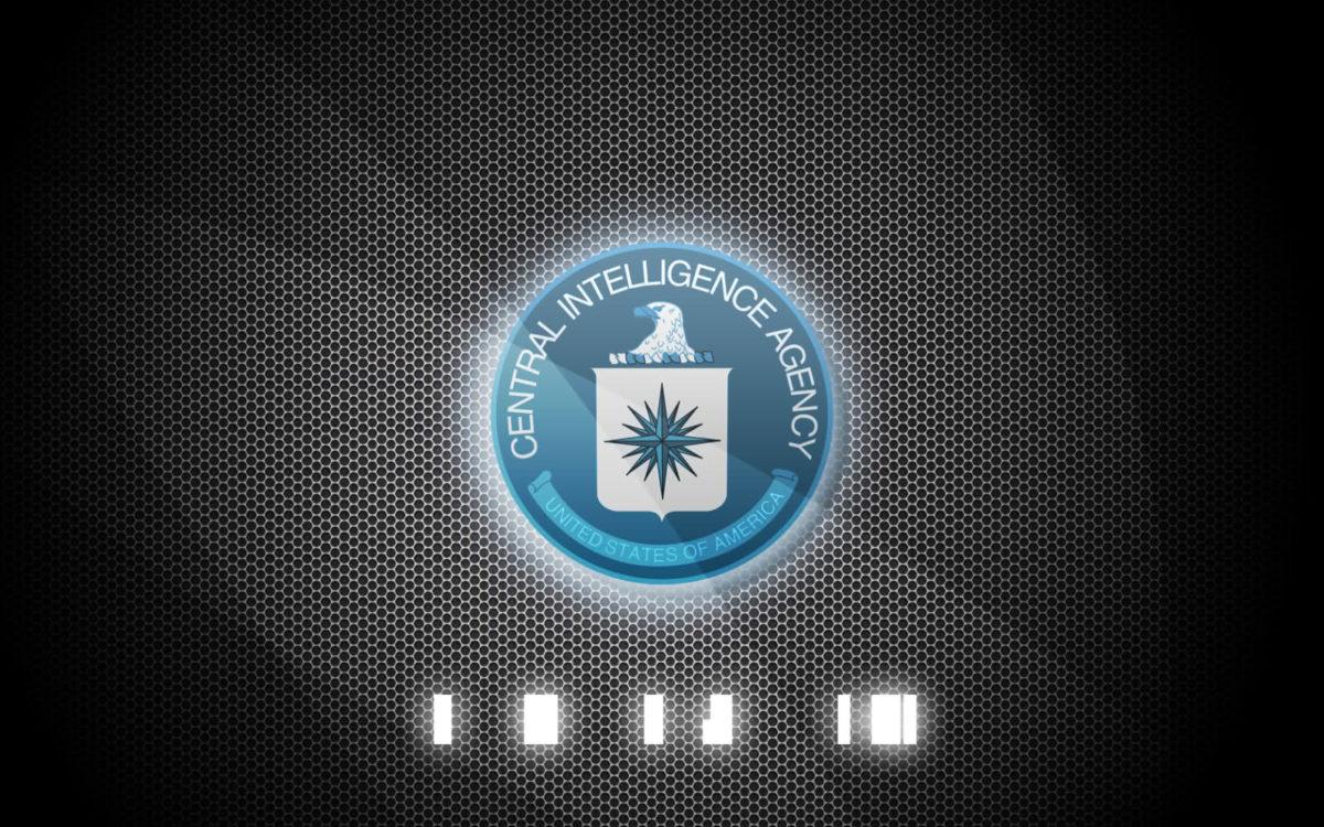 Cia Logo Wallpaper | PicsWallpaper.