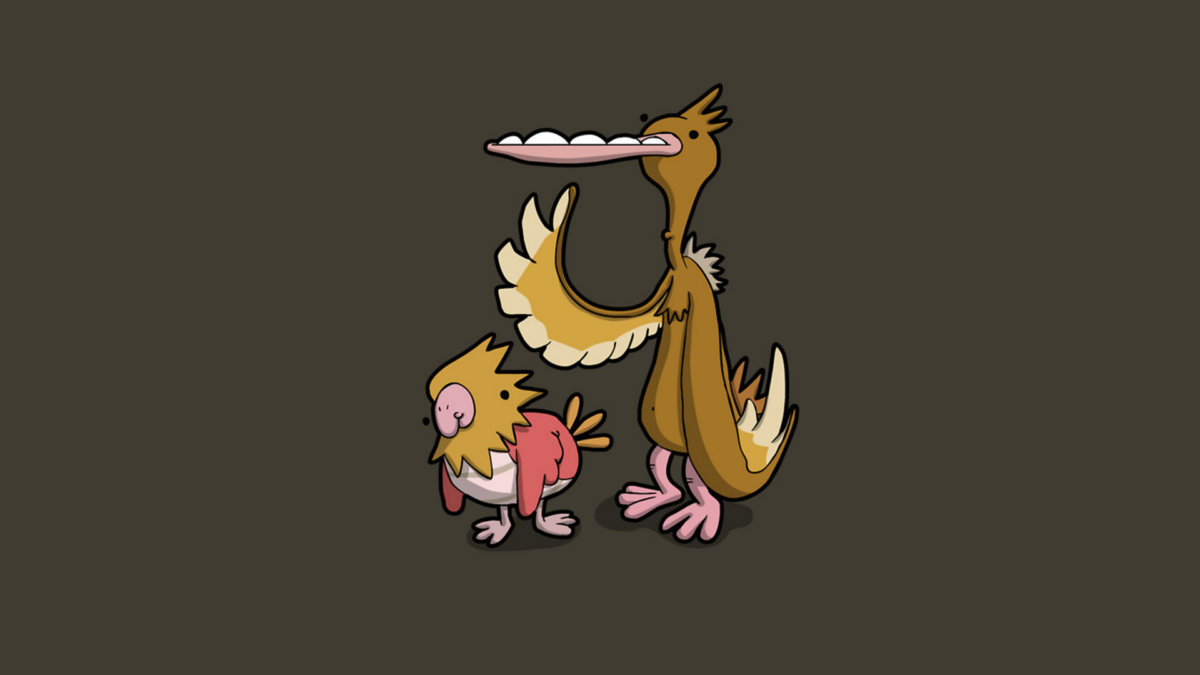 5 Fearow (Pokémon) HD Wallpapers | Background Images – Wallpaper Abyss