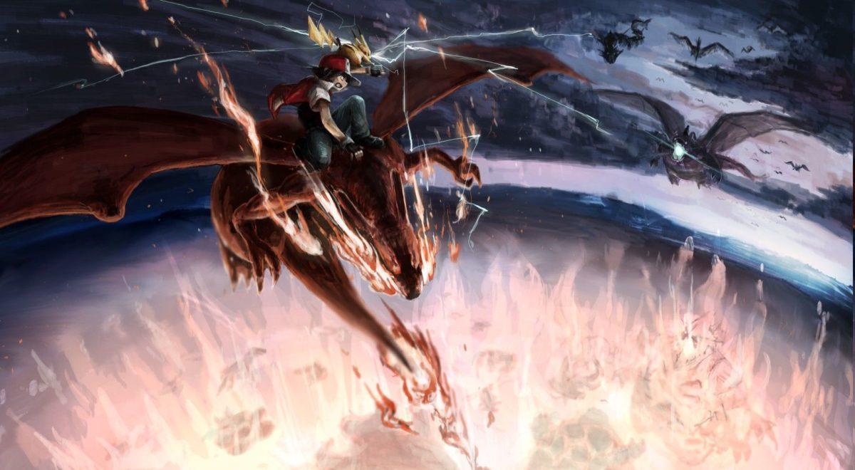Charizard, Dragonite, Gyarados, Fearow, Pokemon, Ash Ketchum …