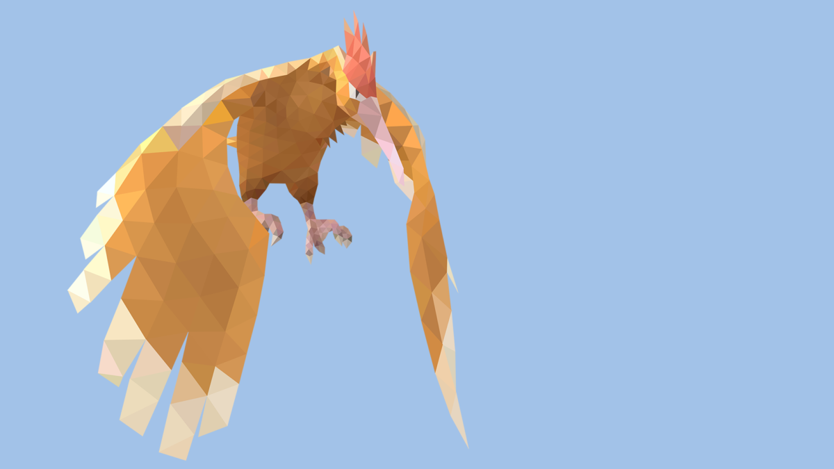 Fearow by PikachuHat on Newgrounds