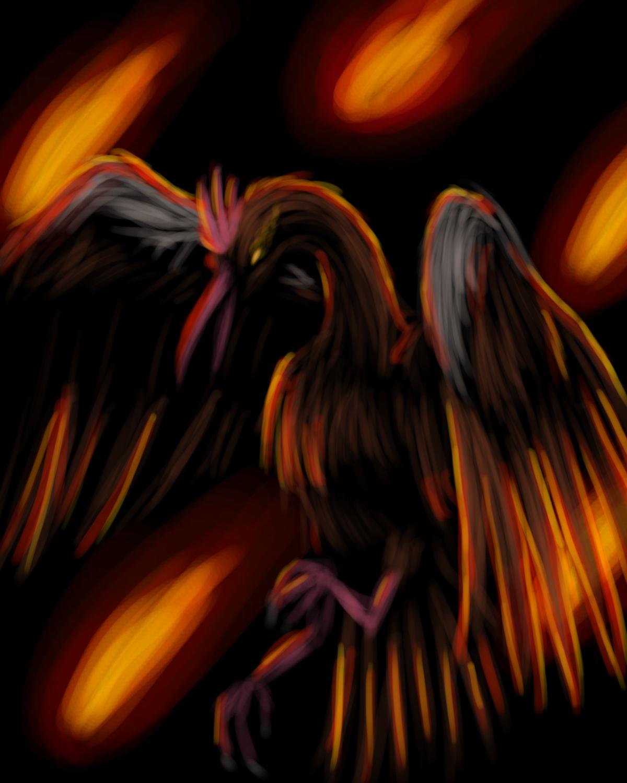 Ragnarok the Fearow- Doodle by Gar-a-ash on DeviantArt