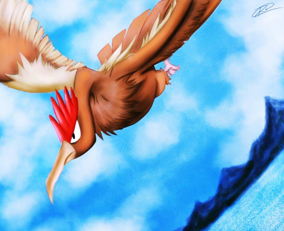 Fearow | Onidrill by Ro-Arts on DeviantArt