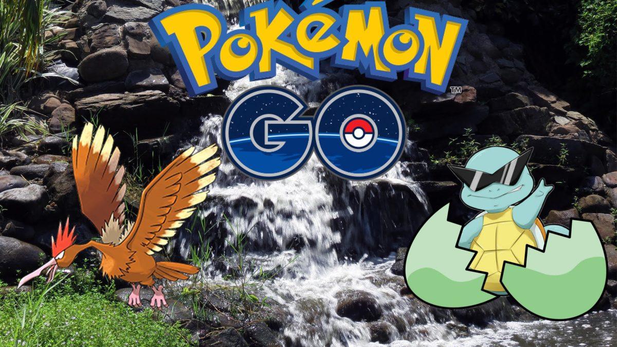 Pokémon go– My fearow!!! – YouTube