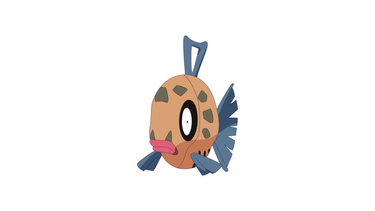 Pokemon Feebas – WallDevil