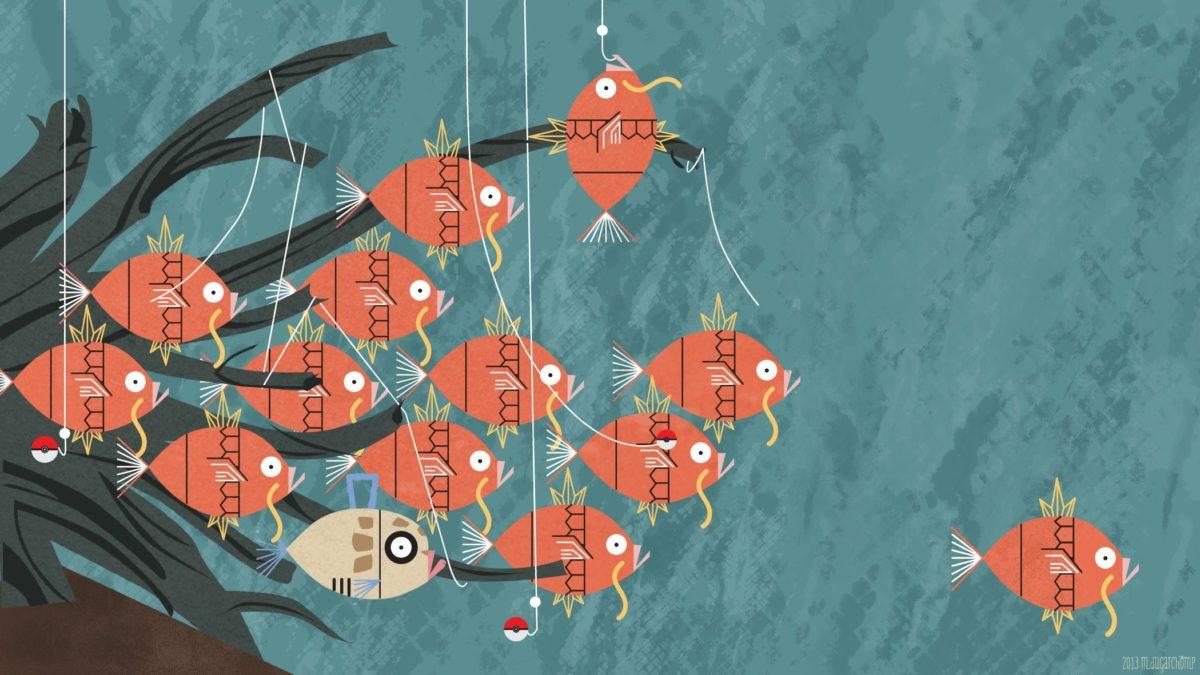 Fishing for Feebas wallpaper – Imgur