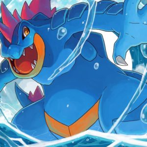 download Pokemon feraligatr wallpaper | AllWallpaper.in #3638 | PC | en