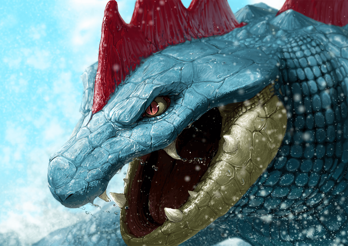 16 Feraligatr (Pokemon) HD Wallpapers | Background Images …