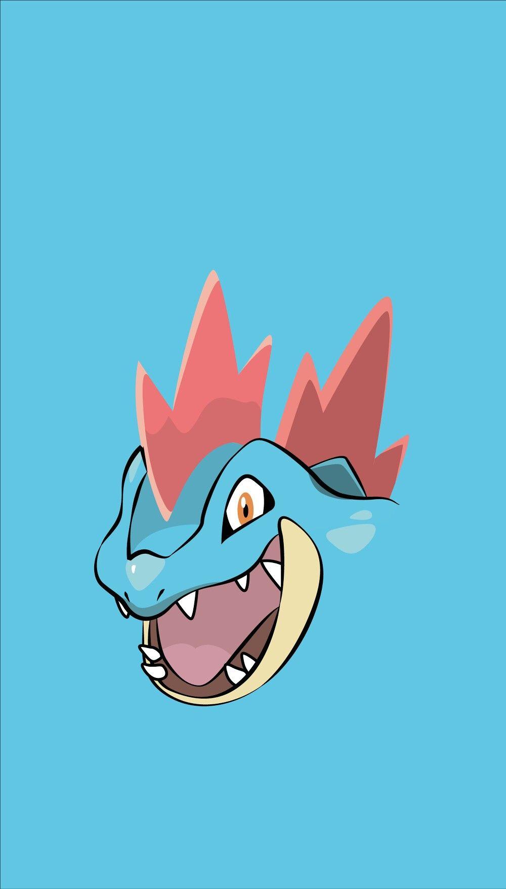 Feraligatr wallpaper ❤ | Pokémon | Pinterest | Pokémon