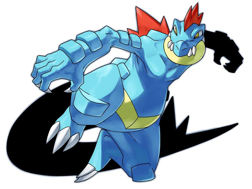 Feraligatr – Pokémon – Zerochan Anime Image Board