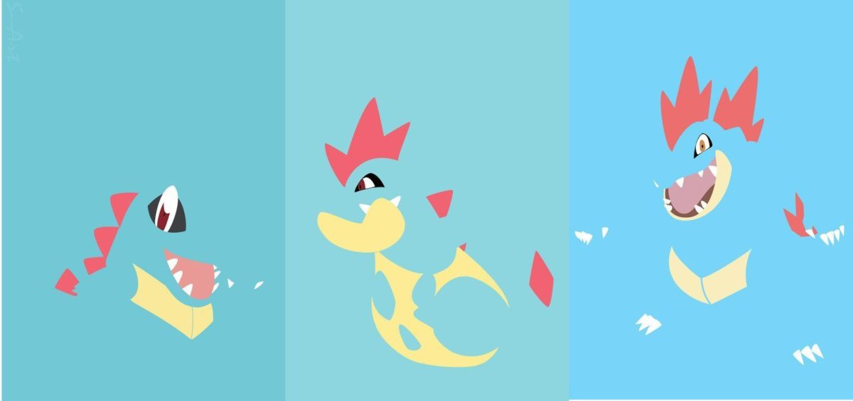 Totodile Wallpapers Group (77+)