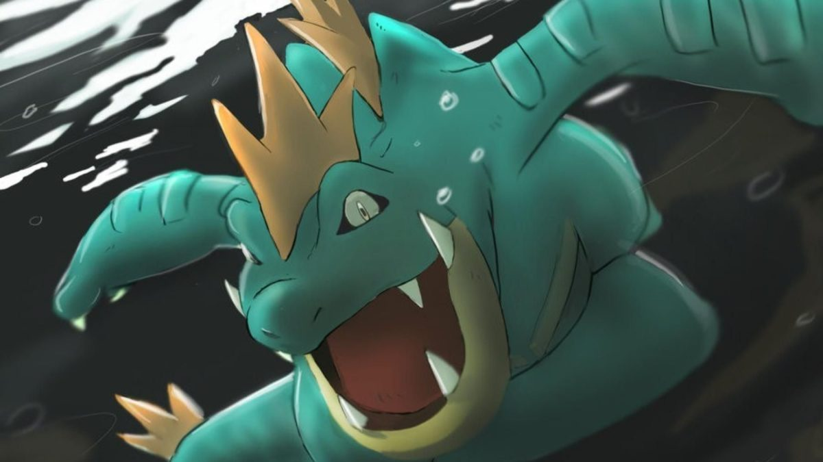 Pokemon feraligatr wallpaper | (66862)