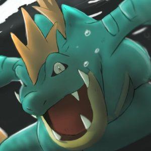 download Pokemon feraligatr wallpaper   (66862)