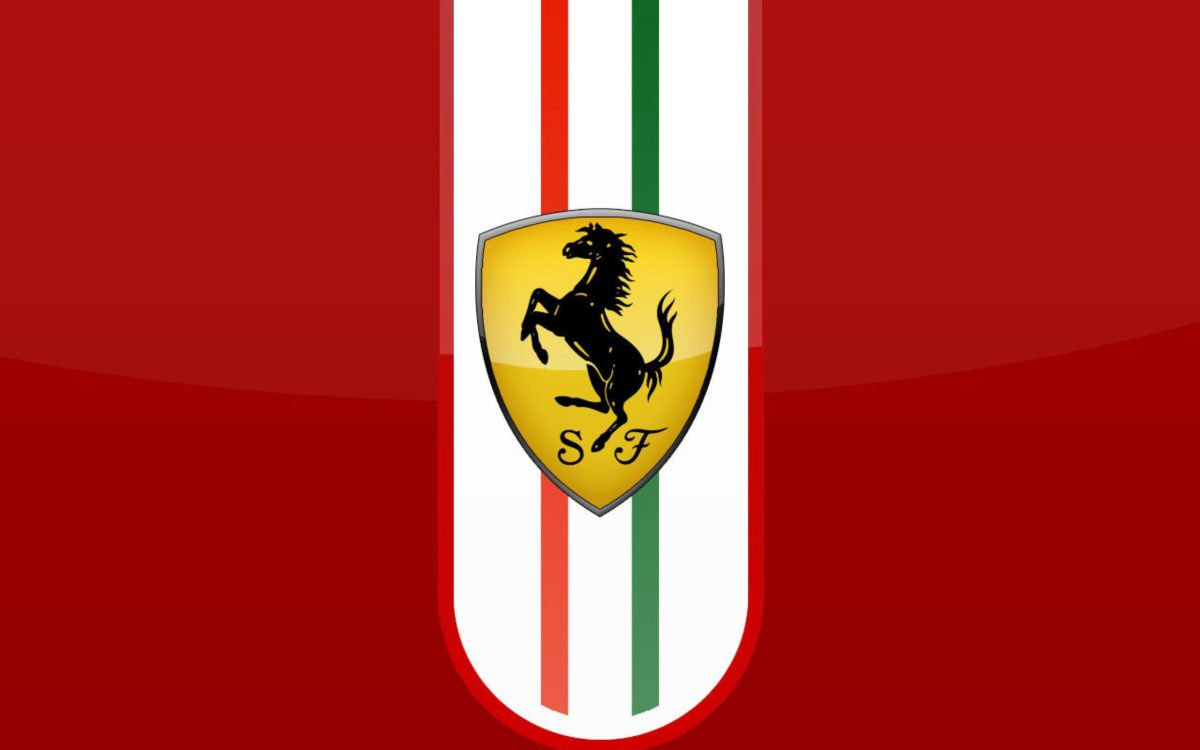 Ferrari Logo HD Wallpaper – HD Wallpapers Inn