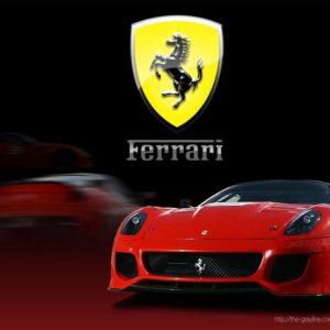 download Ferrari logo wallpapers