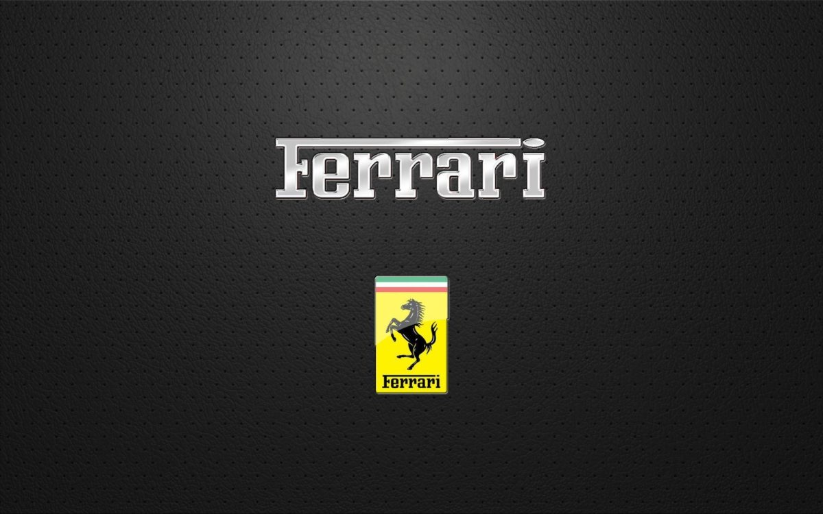 Ferrari Logo Wallpaper 19 Backgrounds | Wallruru.