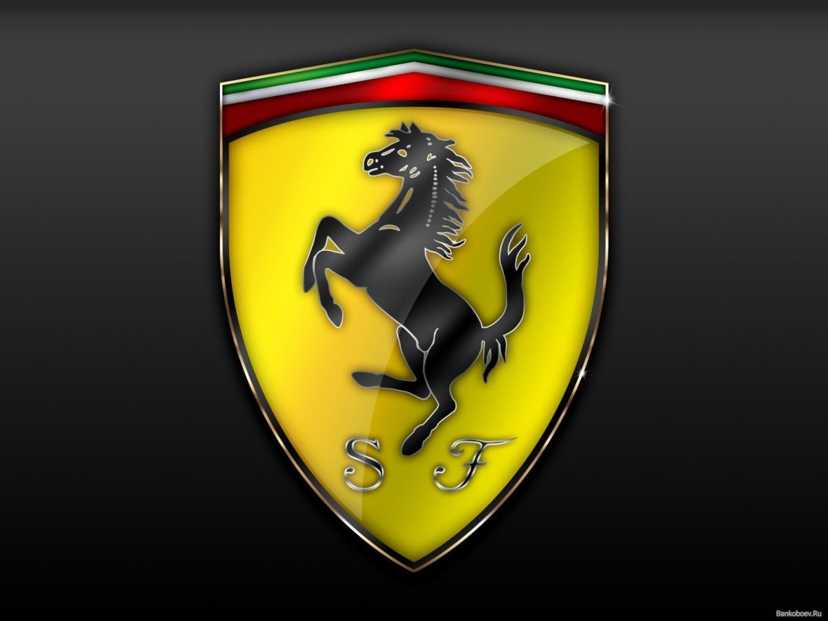 Automotive Ferrari Logo 3D Wallpaper HD #8858 Wallpaper | WallGoo.