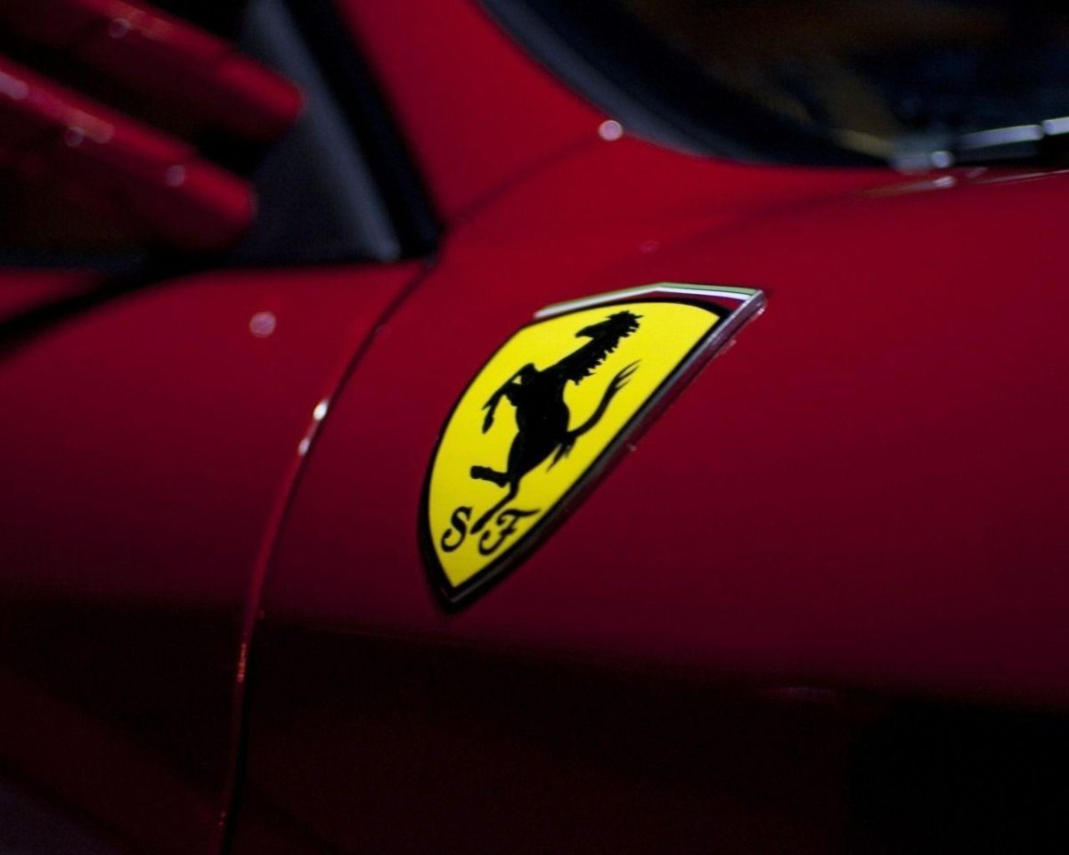 Ferrari Logo Wallpaper | Wallpaper HD | HD Desktop Backgrounds …