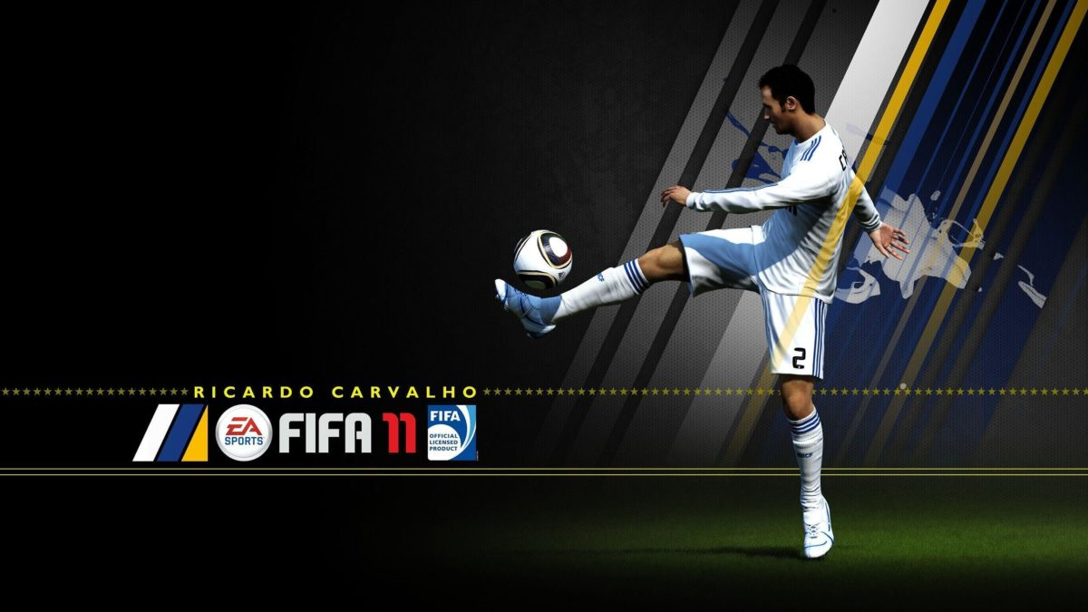 FIFA 11 HD Wallpaper Theme for Windows 7