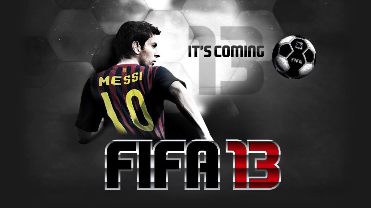FIFA 13 Wallpapers in HD « GamingBolt.com: Video Game News …