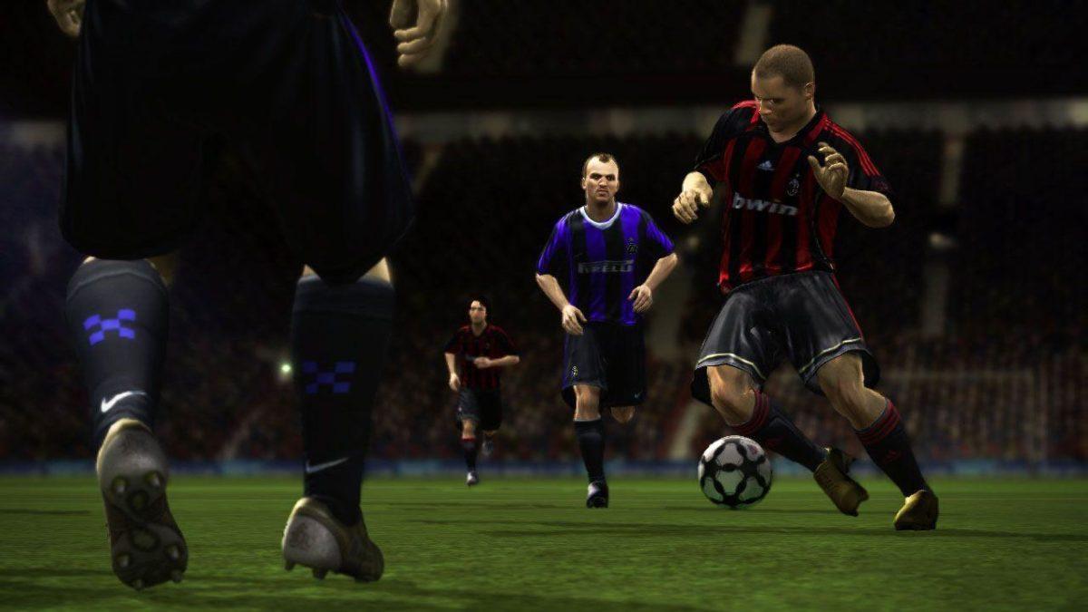 FIFA 10 – Dribbling Wallpaper