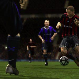 download FIFA 10 – Dribbling Wallpaper