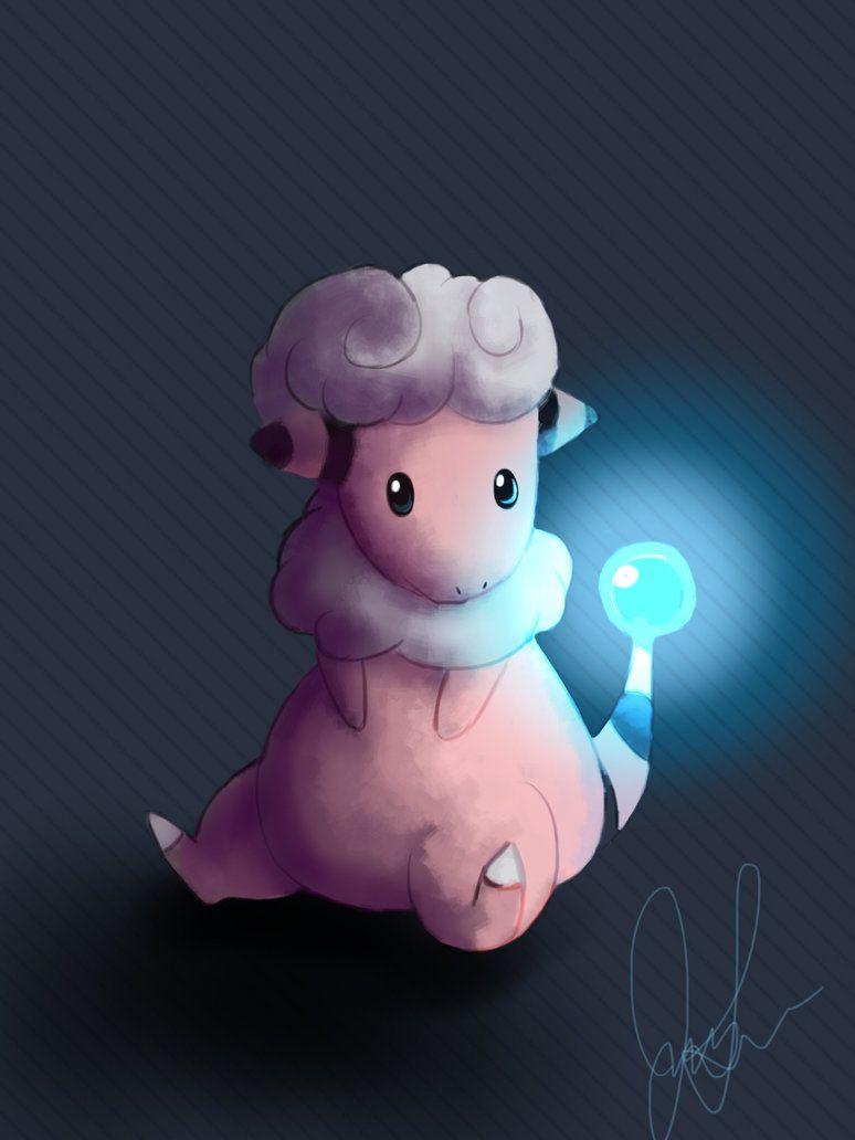 Twinkle Twinkle Flaaffy's Tail by JoyceLee on DeviantArt