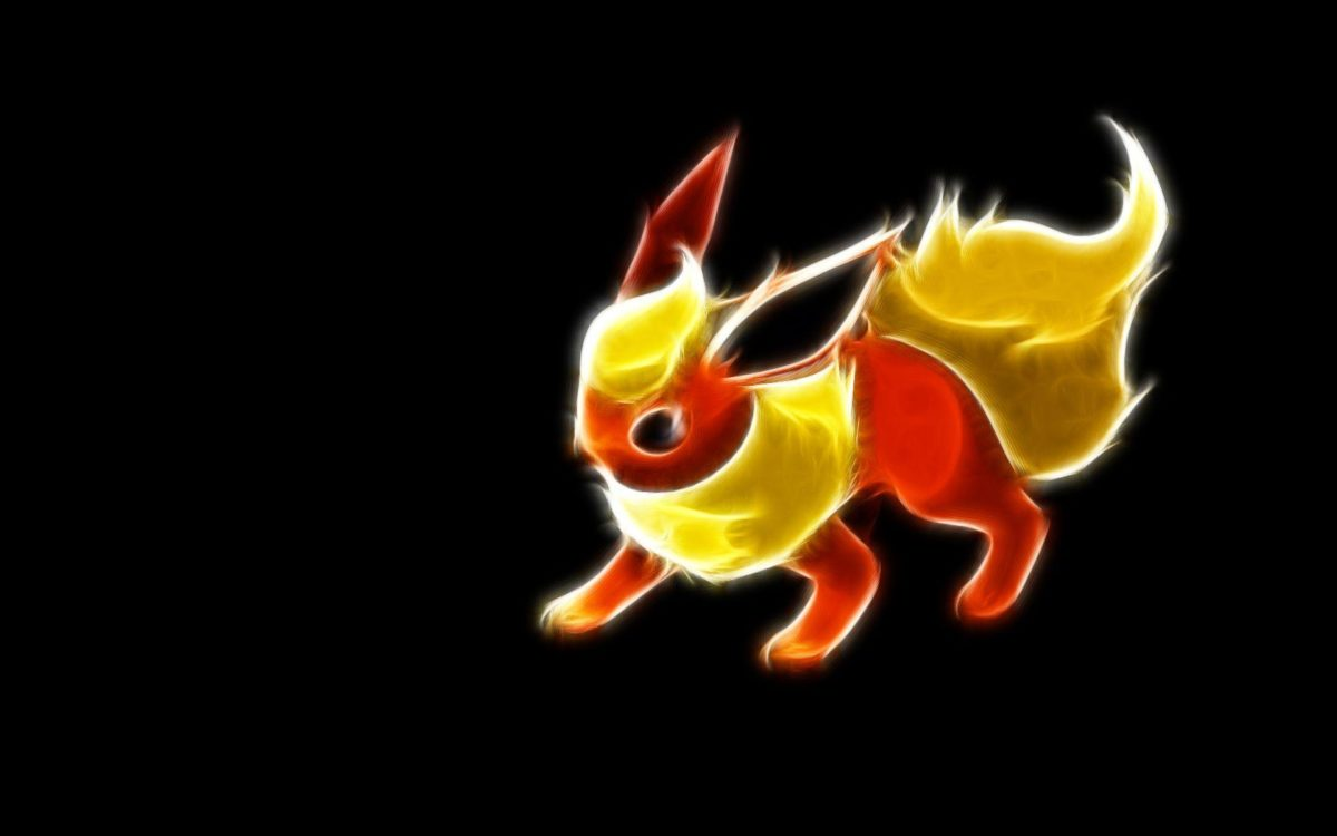 28 Flareon (Pokémon) HD Wallpapers | Background Images – Wallpaper …