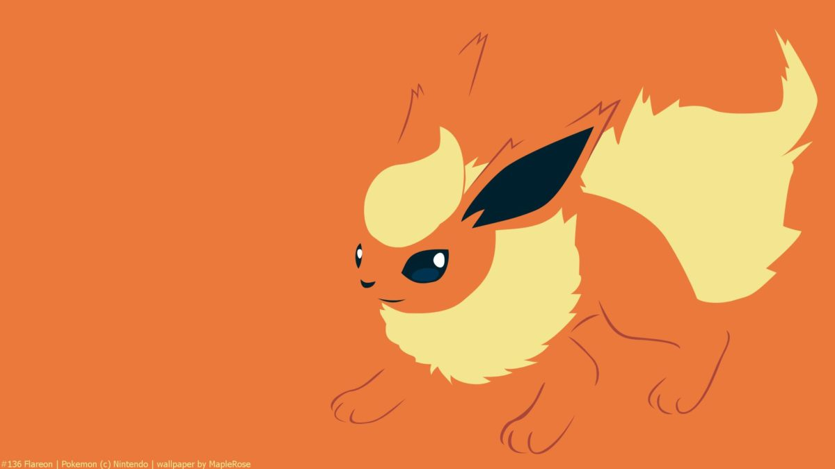 Flareon Full HD Wallpaper and Background Image | 1920×1080 | ID:481195