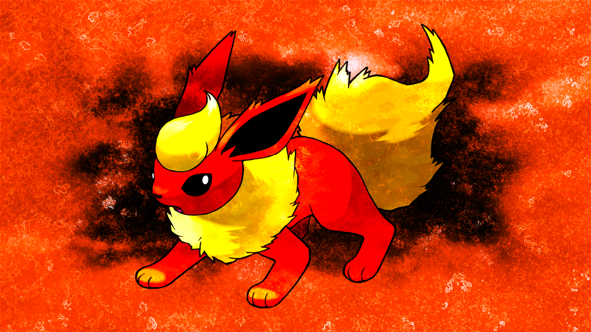 Flareon Wallpaper