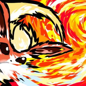 download Flareon | Fire Spin by ishmam.deviantart.com on @deviantART …