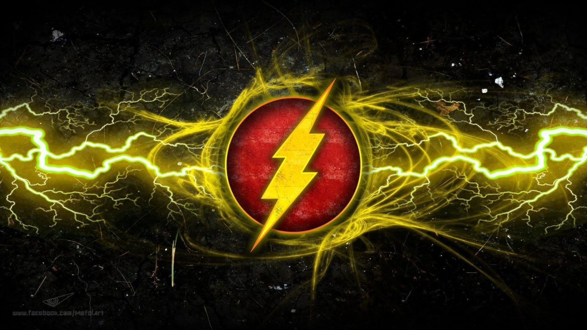 The Flash Wallpaper Design – SpeedArt – YouTube