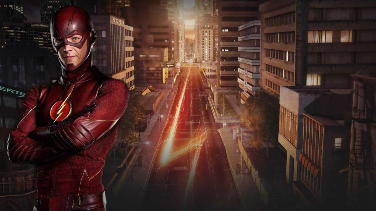 32+ Barry Allen the Flash wallpapers HD free Download
