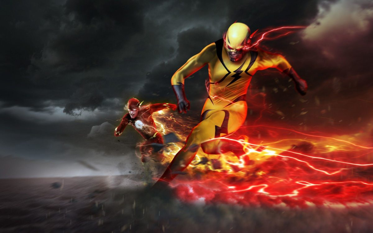 The Flash Wallpapers UHD | Wallpaper Box
