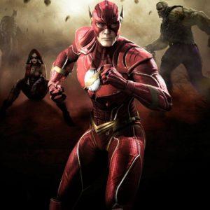 download Injustice Gods Among Us – Flash HD desktop wallpaper : Widescreen …