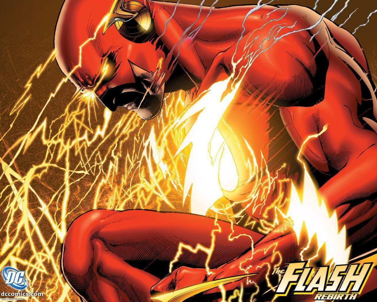 The Flash Wallpaper DC Comics – WallpaperSafari