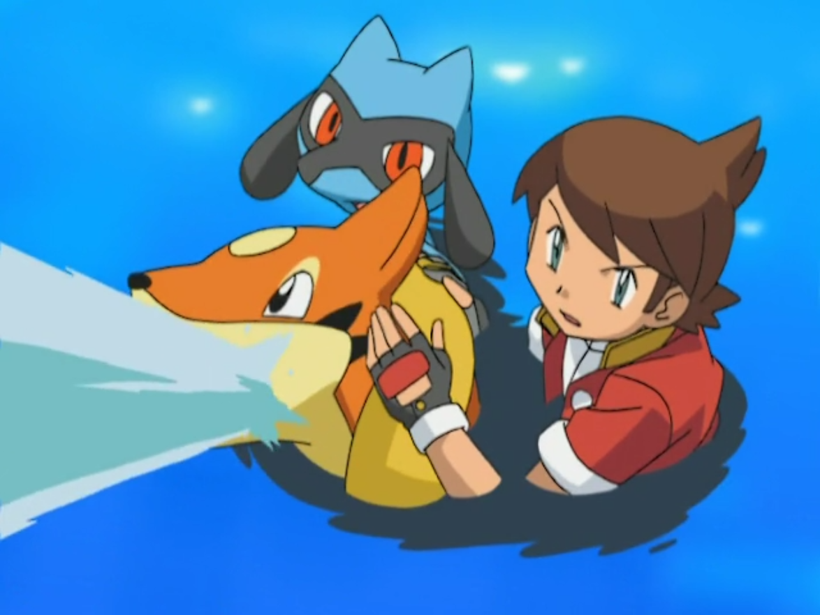Image – Floatzel Water Gun.png | Pokémon Wiki | FANDOM powered by Wikia