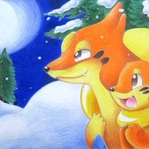 download christmas spirit buizel pokemon floatzel