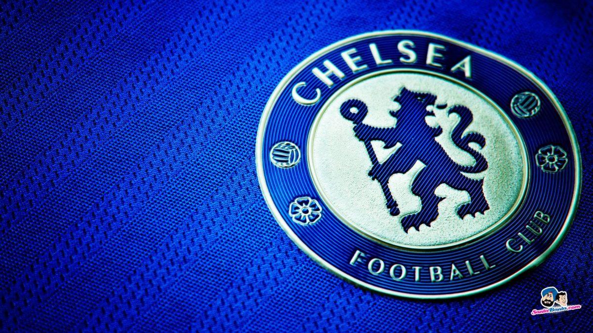Chelsea FC Logo 3 Wallpaper – MixHD wallpapers