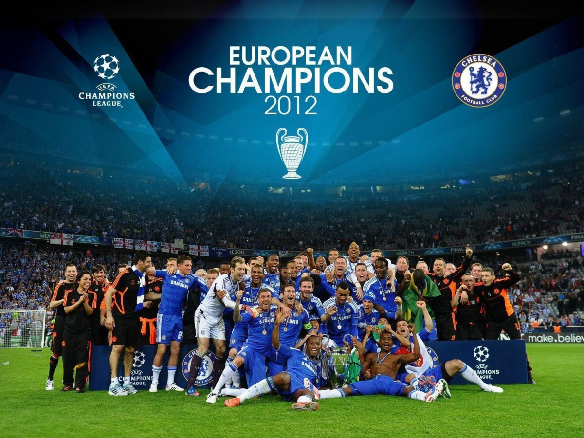 Desktop Wallpapers HD: Chelsea Football Wallpaper