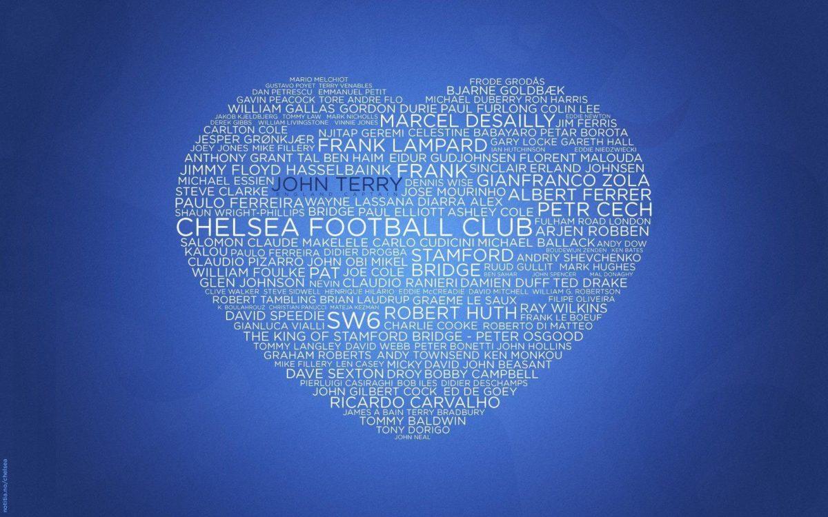 Chelsea Football Club Logo Wallpaper Download #8644 Wallpaper …