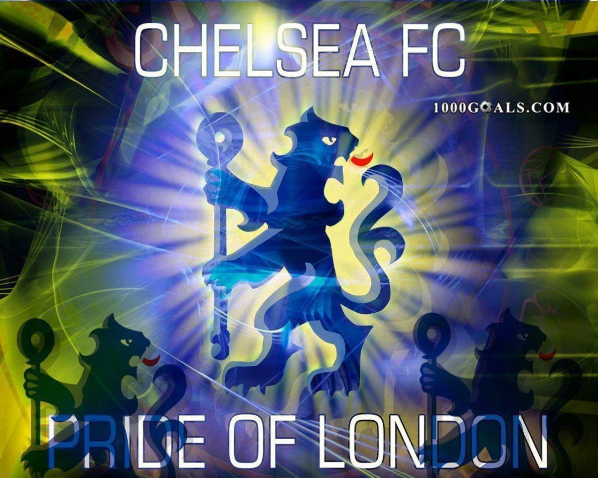 Brand new Chelsea Football Club Custom logo Image Screen High …