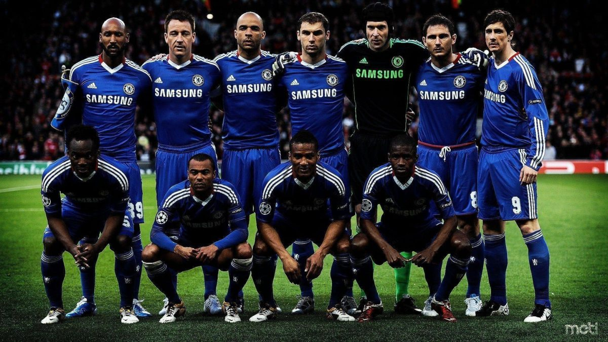 Chelsea football wallpapers in HD – English soccer club from London