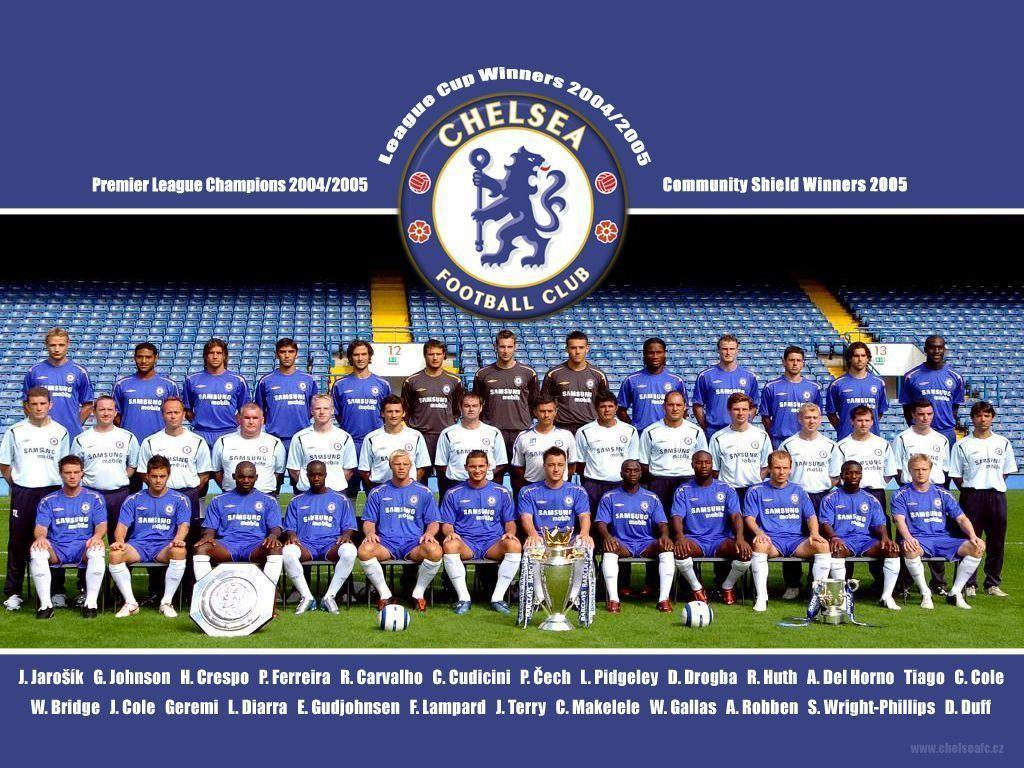 Chelsea Football Team Pictures Wallpaper | Chelsea HD