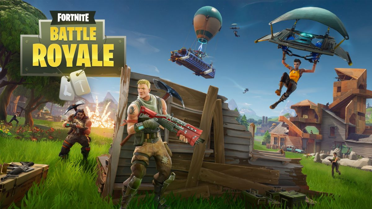 Fortnite Battle Royale Full HD Wallpaper and Background …