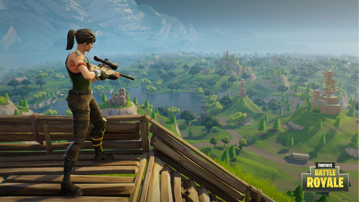 Fortnite Battle Royale Officially Out Now and Free To Play